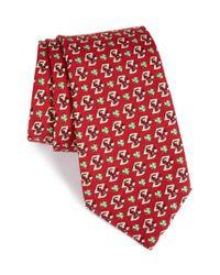 Vineyard Vines | Red Boston College Eagles Silk Tie for Men | Lyst