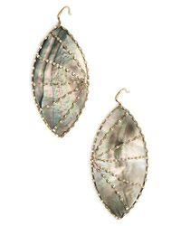 Lana Jewelry | Metallic 'mystiq Isabella' Drop Earrings | Lyst