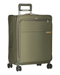 Briggs & Riley | Green 'baseline' Medium Expandable Rolling Packing Case for Men | Lyst