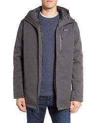 Patagonia | Gray 'tres' 3-in-1 Parka for Men | Lyst