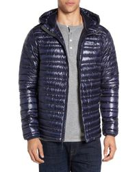 Patagonia | Blue Ultralight Water Repellent 800-fill Down Jacket for Men | Lyst