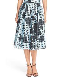 Sachin & Babi - Black Zinora Dot Lace Ball Skirt - Lyst