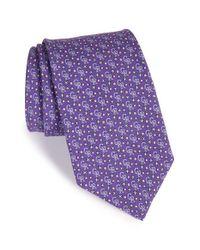 Vineyard Vines | Purple 'colorado Rockies' Woven Silk Tie for Men | Lyst