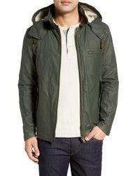 Spiewak - Natural 'essex' Hooded Jacket for Men - Lyst