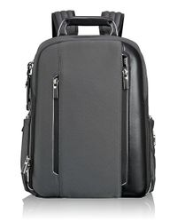 Tumi - Black 'arrive - Logan' Backpack - Metallic for Men - Lyst