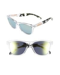fbcf3483d7 Lyst - Oakley 'frogskins Eric Koston Signature Series' 55mm ...