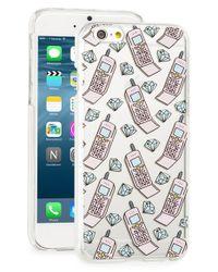 Skinnydip London - Pink Hotline Iphone 6/6s Case - Lyst