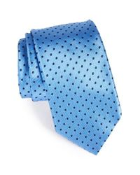 Robert Talbott - Blue Dot Silk Tie for Men - Lyst