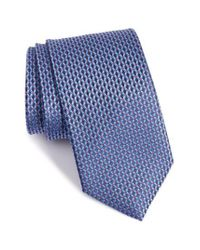 John W. Nordstrom | Blue John W. Nordstrom 'grayson Mini' Silk Tie for Men | Lyst