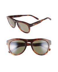 Ferragamo   Brown 54mm Sunglasses   Lyst