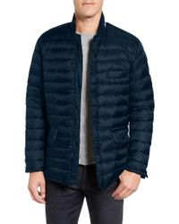Ben Sherman   Packable Down Jacket, Blue for Men   Lyst