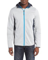 Under Armour | Blue Swacket Water Repellent Hoodie for Men | Lyst