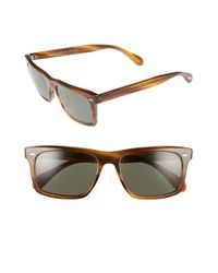 Oliver Peoples | Brown Brodsky 55mm Polarized Sunglasses for Men | Lyst