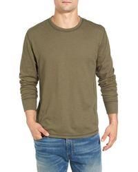 Jeremiah | Green Larsen Zigzag Thermal T-shirt for Men | Lyst