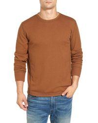 Jeremiah | Brown Larsen Zigzag Thermal T-shirt for Men | Lyst