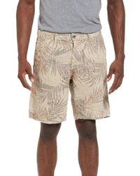 Original Paperbacks | Natural Rio Linen Shorts for Men | Lyst