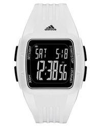 Adidas Originals   Black Performance Duramo Digital Watch for Men   Lyst