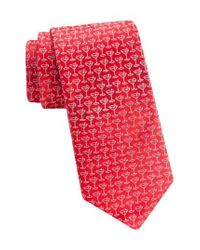 Ted Baker | Red Martini Silk Tie for Men | Lyst