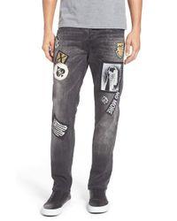 True Religion | Multicolor Rocco Slim Fit Jeans for Men | Lyst