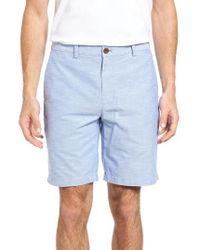 Vineyard Vines | Blue Breaker Chambray Shorts for Men | Lyst