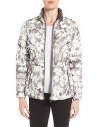 Bernardo | Gray Reversible Jacket With Packable Down & Primaloft Fill, Grey | Lyst