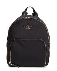 kate spade new york | Black Watson Lane - Hartley Nylon Backpack | Lyst