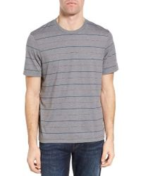 Travis Mathew | Gray Hodapp T-shirt for Men | Lyst