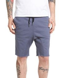 Zanerobe - Blue Sureshot Chino Shorts for Men - Lyst