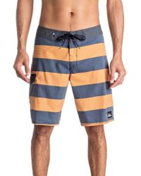 Quiksilver | Gray Everyday Brigg Board Shorts for Men | Lyst