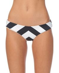 Rip Curl | Black Le Surf Reversible Hipster Bikini Bottoms | Lyst