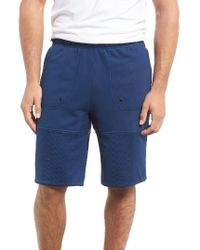 Adidas Originals - Black Sport Id Basketball Shorts for Men - Lyst