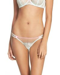 Mimi Holliday by Damaris | Multicolor Tilt-a-whirl Thong | Lyst