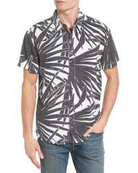 RVCA | Multicolor Dayoh Woven Shirt for Men | Lyst