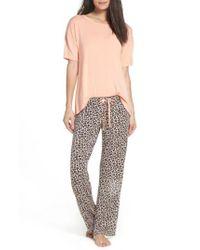 Pj Salvage | Pink Pajamas | Lyst