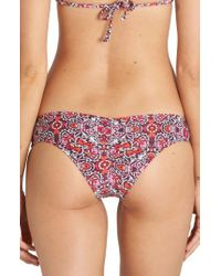 Billabong | Multicolor Del Rey Hawaii Lo Bikini Bottoms | Lyst