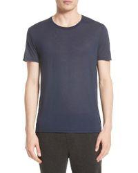 ATM | Blue T-shirt for Men | Lyst