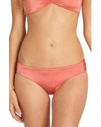 Billabong | Multicolor Sol Searcher Lowrider Bikini Bottoms | Lyst