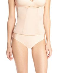 Spanx | Pink Spanx 'boostie-yay' Comfy Corset | Lyst