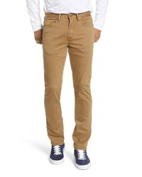 Blank NYC Multicolor Wooster Slim Fit Jeans for men