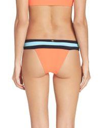 Pilyq | Multicolor Colorblock Bikini Bottoms | Lyst