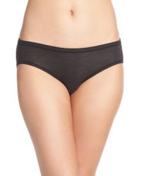 Wacoal - Black B Fitting Bikini - Lyst