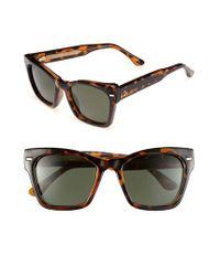 Spitfire | Green 53mm Retro Sunglasses | Lyst