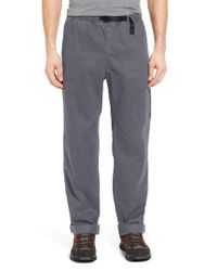 Gramicci - Gray Original G Twill Climbing Pants for Men - Lyst