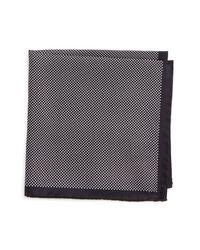 Eton of Sweden - Blue Dot Silk Pocket Square for Men - Lyst