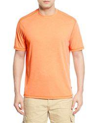 Tommy Bahama - Orange 'paradise Around' Crewneck T-shirt for Men - Lyst