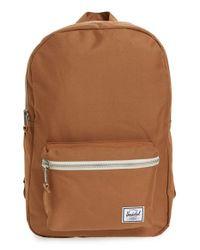 Herschel Supply Co. | Green 'settlement Mid Volume' Backpack | Lyst