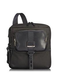 Tumi - Black Alpha Bravo - Arnold Messenger Bag for Men - Lyst