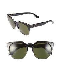 Balenciaga - Black 54mm Sunglasses - Lyst