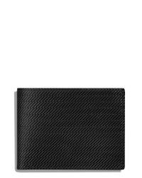 Shinola - Black Leather Wallet for Men - Lyst