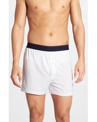 Polo Ralph Lauren | Supreme Comfort 2-pack Boxers, White for Men | Lyst